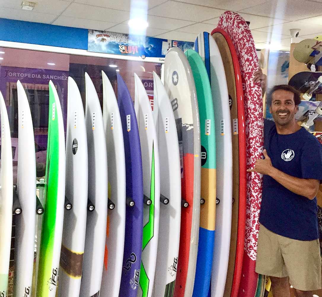 Comprar tabla de surf